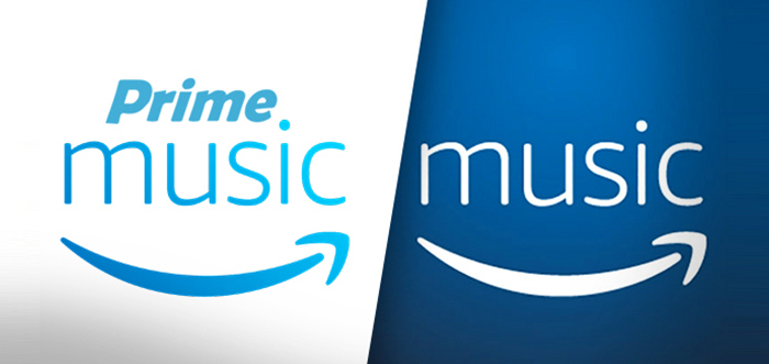 Amazon Music Unlimited と Prime Music の違いを比較